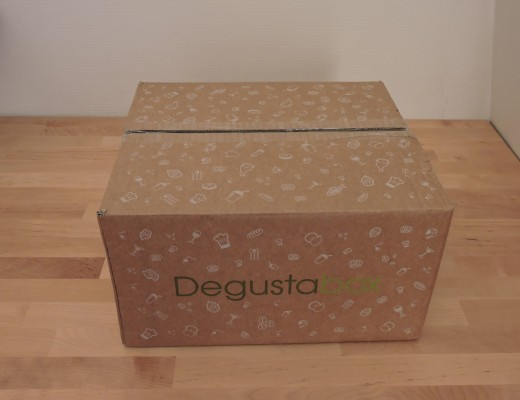 J'ai testé pour vous : la box mensuelle Degustabox !