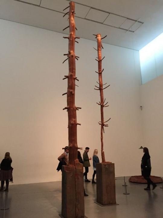 Tate Modern tree