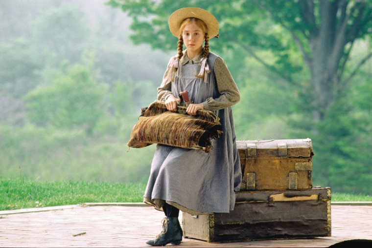 Food quotes: anne of green gables
