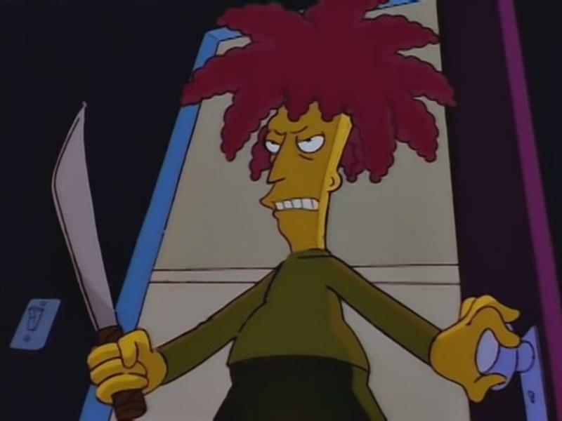 Simpsons Cape Feare
