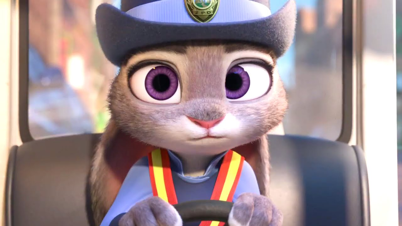 judy in zootopia