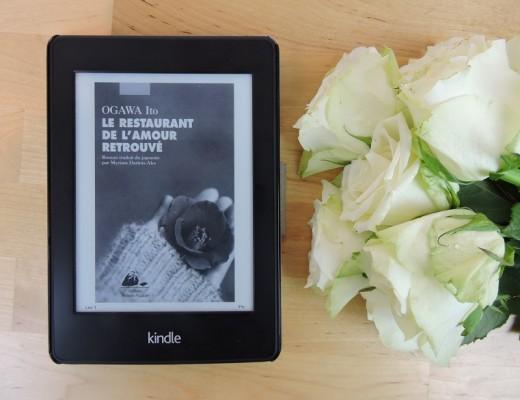 couverture du roman Le restaurant de l amour retrouve