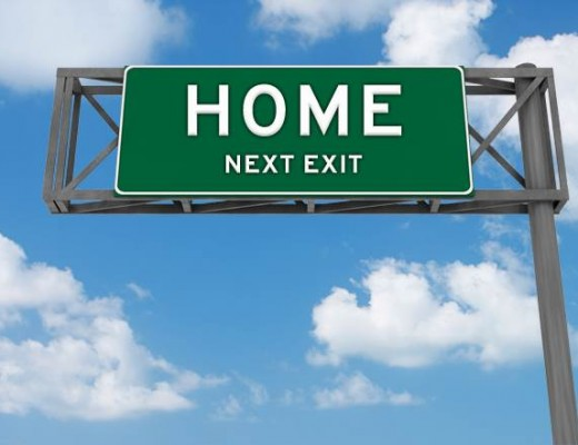 home next exit